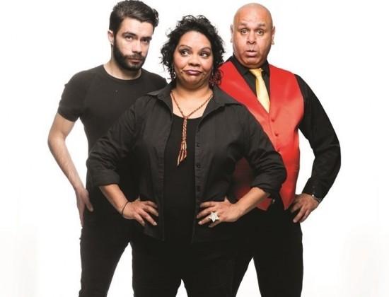 Aboriginal Comedy Allstars Jetty Theatre Coffs Harbour