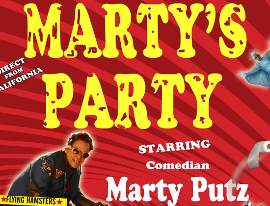 Marty Putz web image