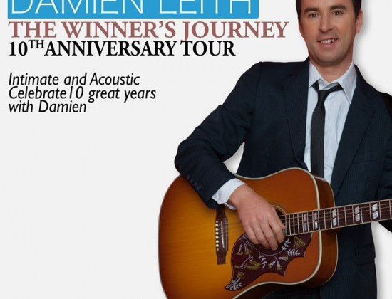 Damien Leith image Jetty Theatre coffs harbour