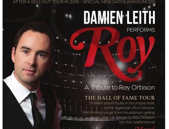 Damien Leith - Roy Orbison HoF - Jetty Theatre