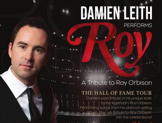 Damien Leith - Roy Orbison V2